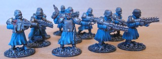 Infantry Squad A